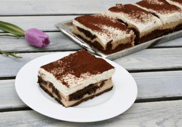 Rezept Espresso Brownies