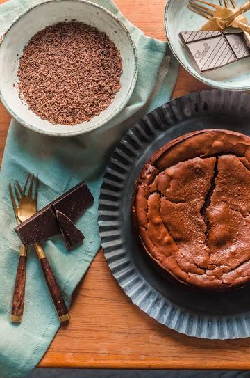Rezept Espresso Cheesecake