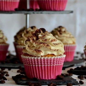 Rezept Espresso-Marsala-Cupcakes