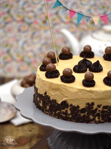 Rezept Espresso-Torte