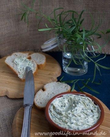Rezept Estragon-Butter