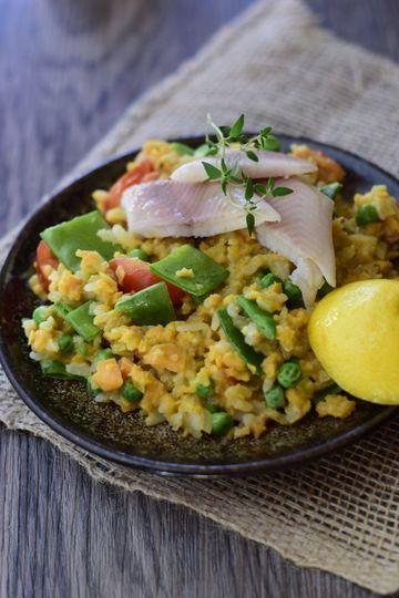 Rezept Exotische Reispfanne