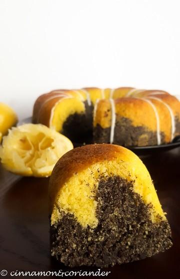 Rezept Extra saftiger Zitronen Mohnkuchen