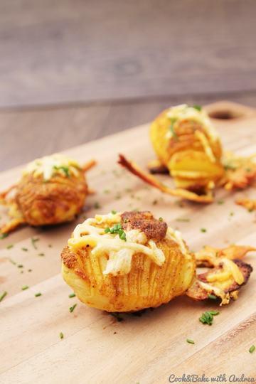 Rezept Fächerkartoffeln