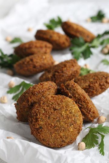 Rezept Falafel