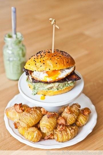 Rezept Farm Burger