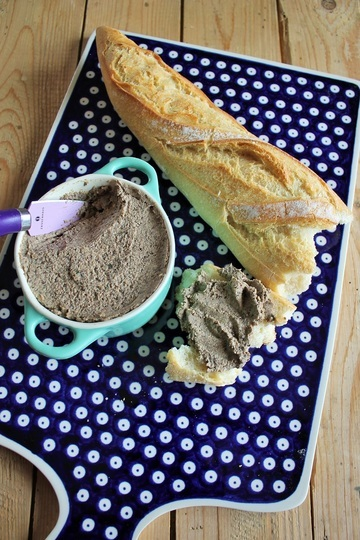 Rezept Faux Gras - vegetarische Foie Gras