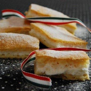 Rezept Federleichter ungarischer Quark-Kuchen