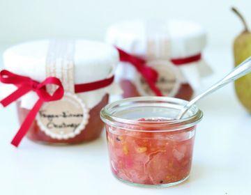 Rezept Feigen-Birnen-Chutney