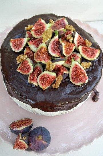 Rezept Feigen-Mohn-Torte