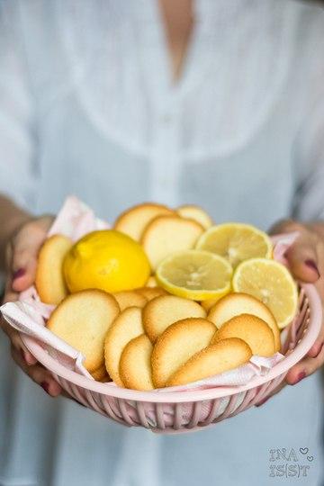 Rezept Feine Azora Zitronenkekse