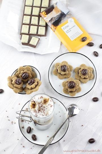 Rezept Feine Latte Macchiato Kekse