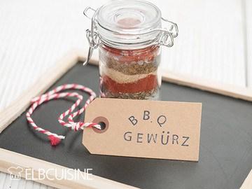 Rezept Feines BBQ–Gewürz – Rub, Marinade oder zum Verschenken!