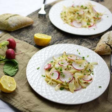 Rezept Fenchel-Birnen-Salat