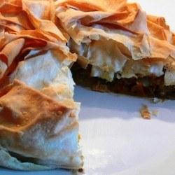 Rezept Fenchel-Kürbis-Croustade