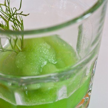 Rezept Fenchel-Limetten-Sorbet