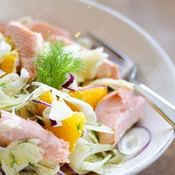 Rezept Fenchel-Orangen-Salat