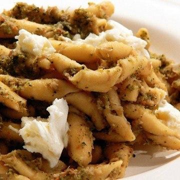 Rezept Ferrazzuoli mit Brokkoli-Sardellensauce
