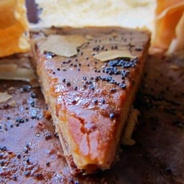 Rezept Feta Cheesecake