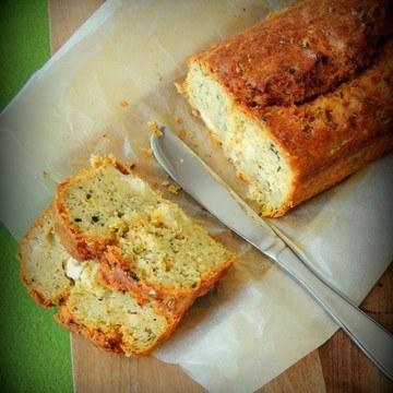 Rezept Feta-Zucchinibrot
