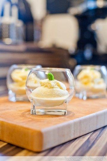 Rezept Fichtenspitzen-Eis