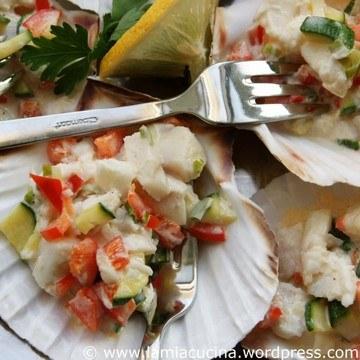 Rezept Fischsalat
