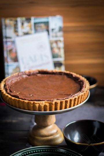Rezept Flan Au Chocolat