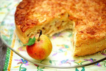 Rezept Florentiner Apfel-Torte [Der beste Apfelkuchen der Welt]