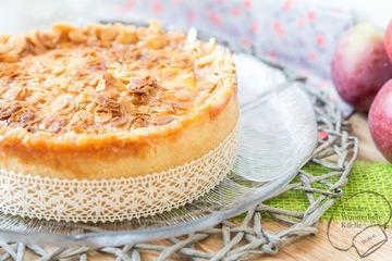 Rezept Florentiner Apfelkuchen