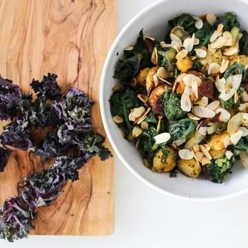 Rezept Flower Sprouts Salat