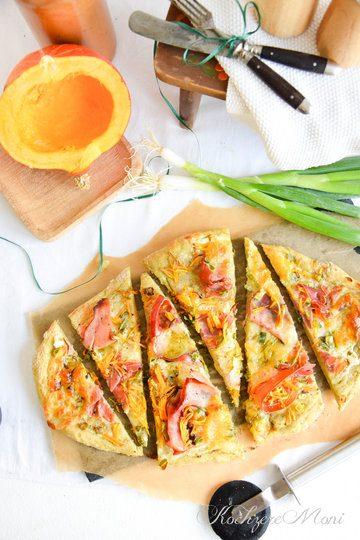 Rezept Focaccia mit Kartoffelhefeteig und Kürbiskernöl