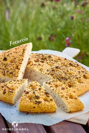 Rezept Focaccia