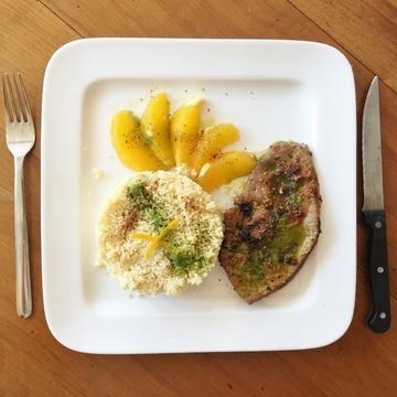 Rezept Foie de veau à l'orange (Kalbsleber in Orangensauce)