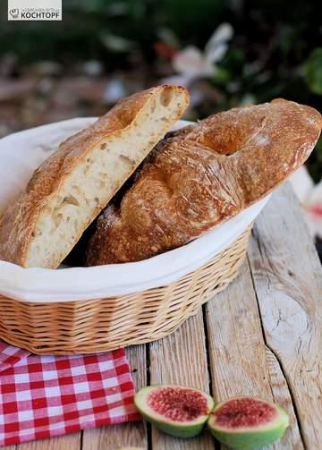 Rezept Fougasse