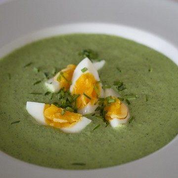 Rezept Frankfurter Grüne Sauce mit Eiern