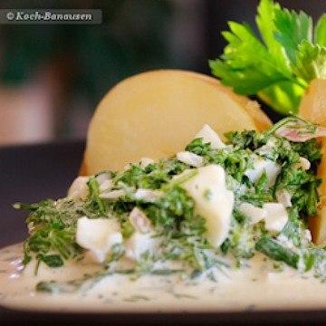 Rezept Frankfurter Grüne Soße