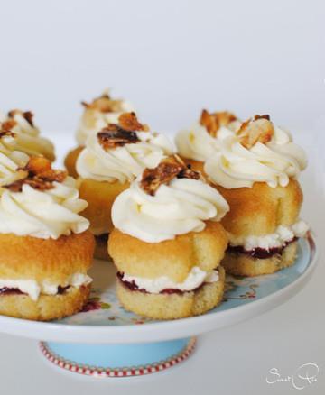 Rezept Frankfurter Kranz Cupcakes
