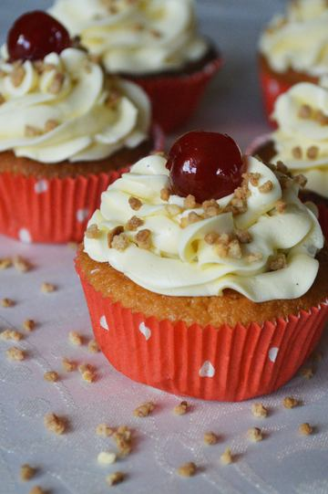 Rezept Frankfurter-Kranz-Cupcakes