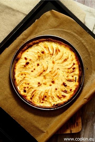 Rezept Französische Apfel-Tarte