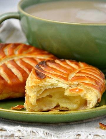 Rezept Französische Apfeltaschen