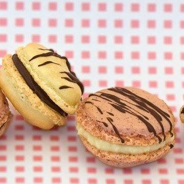 Rezept französische Macarons