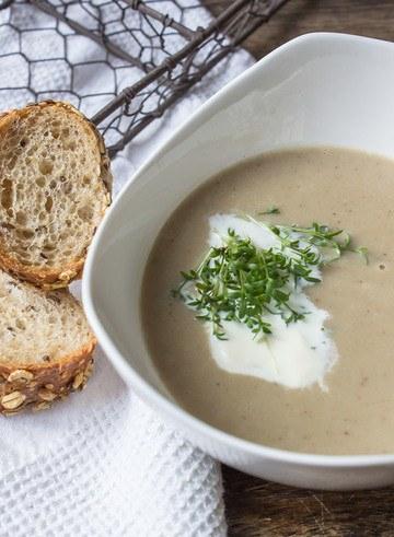 Rezept Französische Maronensuppe