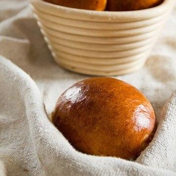 Rezept Französische Milchbrötchen
