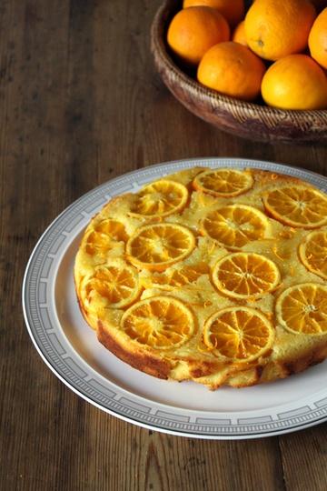 Rezept Französischer Orangenkuchen