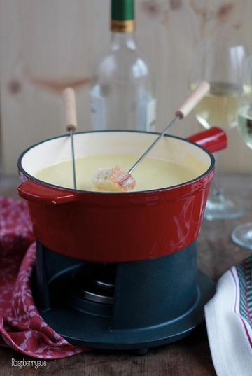 Rezept Fränzösisches Käsefondue