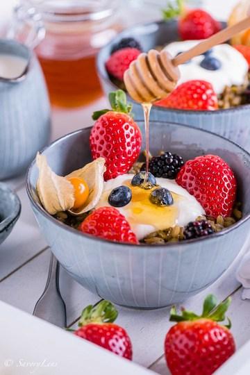 Rezept Freekeh Breakfast Bowl