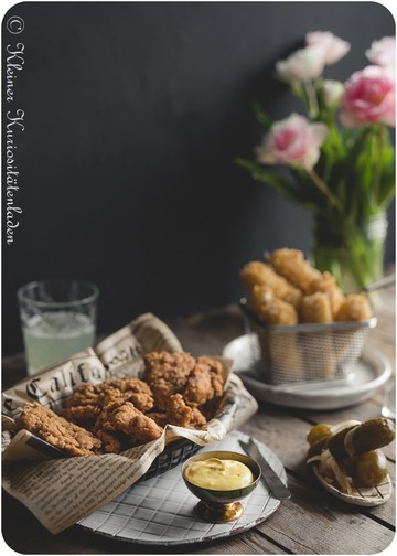 Rezept Fried Chicken