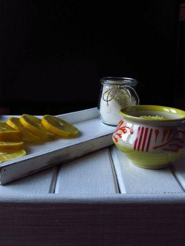 Rezept Frisch-aromatisches Zitronensalz