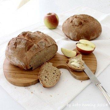 Rezept Frisch gebackenes Bauernbrot...