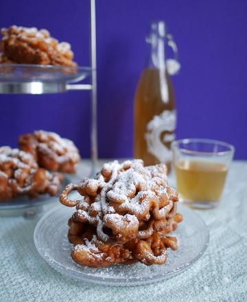 Rezept Frittierter Spritzkuchen